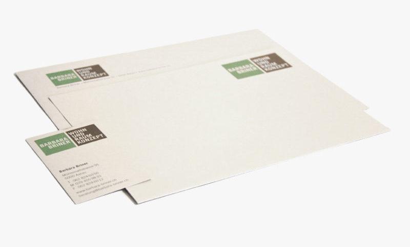 Briefschaften / Barbara Briner / Wohn- und Raumkonzept