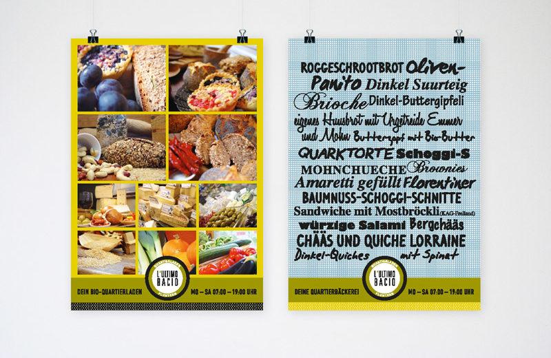 Plakate / L'Ultimo Bacio
