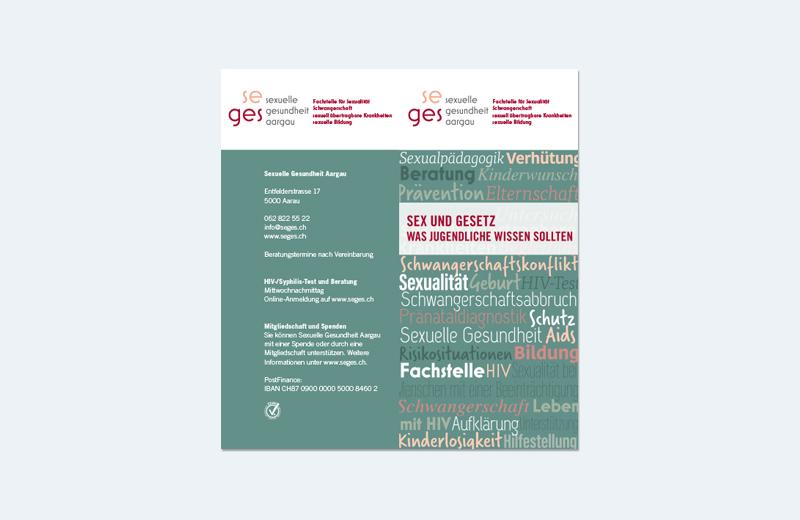 SEGES / Sexuelle Gesundheit Aargau
