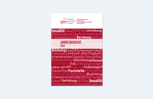 Jahresbericht / SEGES / Sexuelle Gesundheit Aargau