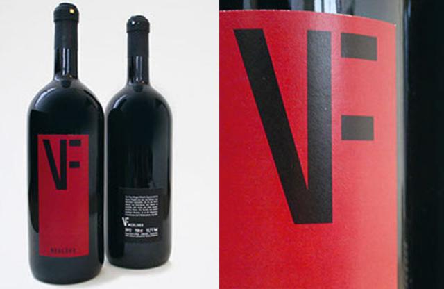 Etikette für Eigenwein-Produktion / Landhotel Hirschen Erlinsbach und Weinhaus am Bach
